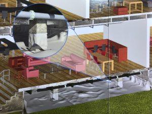 Crawlspace Home Diagram