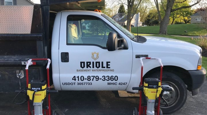 An Example Of How Oriole Diagnoses and Solves Waterproofing Issues