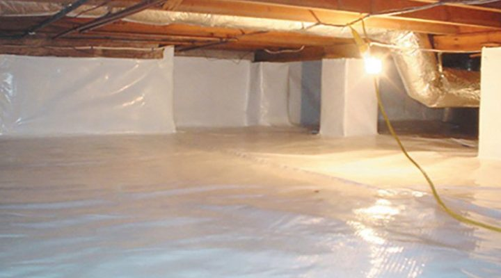 Oriole's Crawlspace Waterproofing Solutions